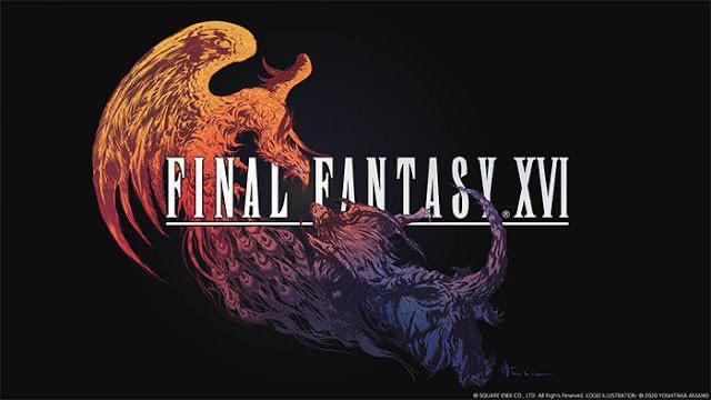 Official release logo Final Fantasy XVI